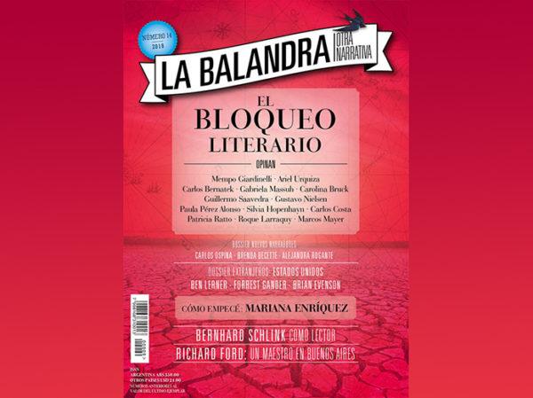 Revista La Balandra