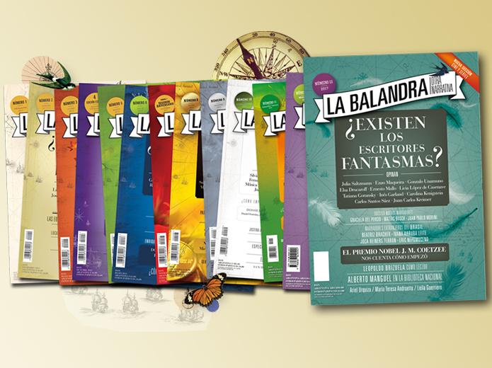 Revistas La Balandra