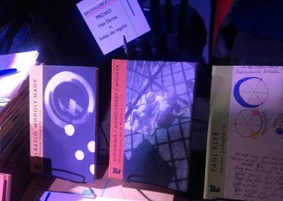 8° edición de la Feria de Editores en la Ciudad Cultural Konex