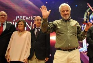 Marcelo Caruso ganó el Premio Clarín novela