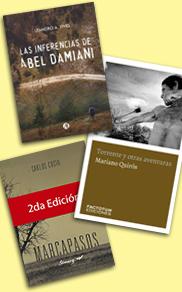 Un (1) libro de un narrador argentino como regalo de bienvenida.