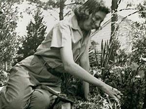 Eudora Welty, la niña que no quería dormir