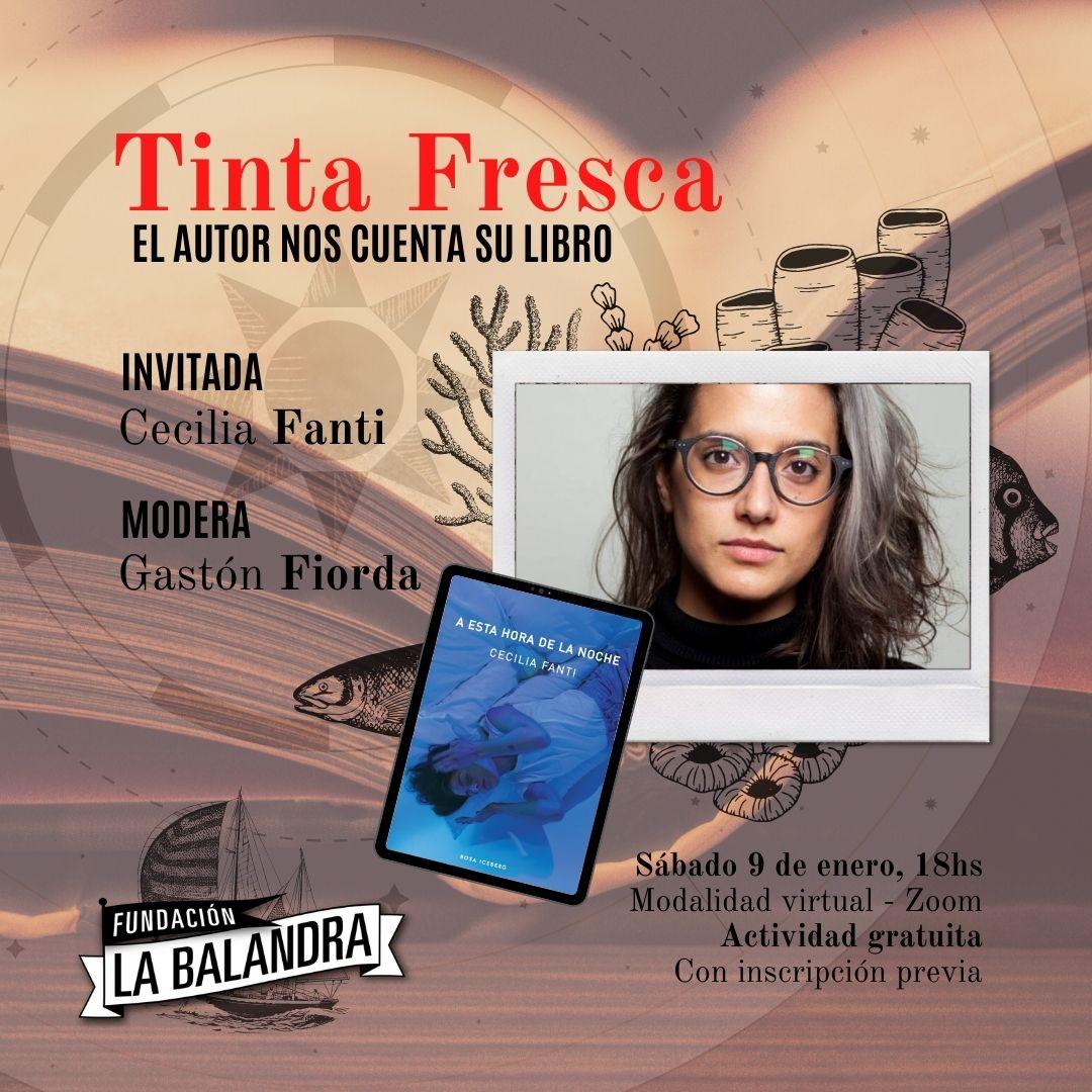 1° Encuentro de Tinta Fresca: El autor nos cuenta su libro