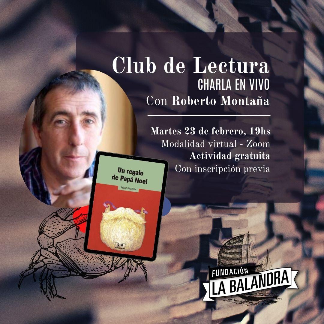 IG Flyer - CdL Charla en Vivo - Roberto Montaña