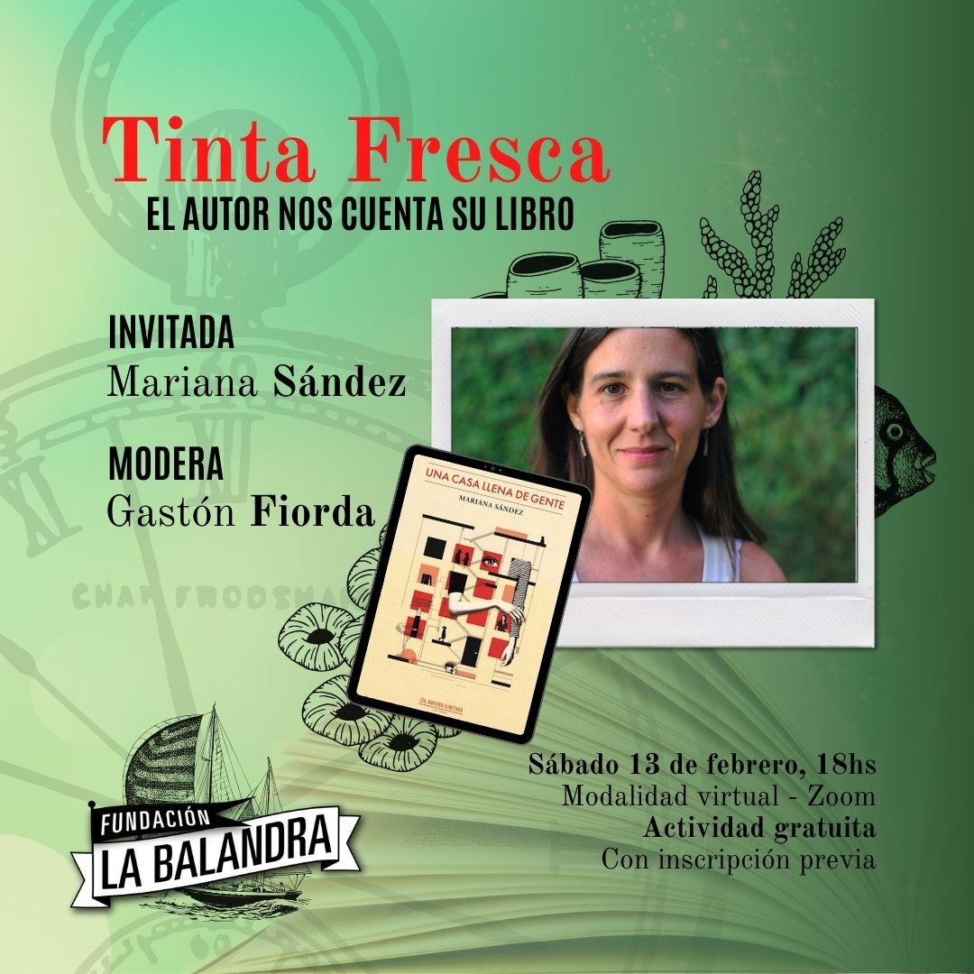 2° Encuentro de Tinta Fresca: El autor nos cuenta su libro
