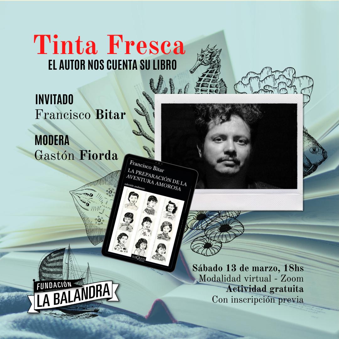 3° Encuentro de Tinta Fresca: El autor nos cuenta su libro