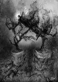 Ilustracion - Ensayos de muerte