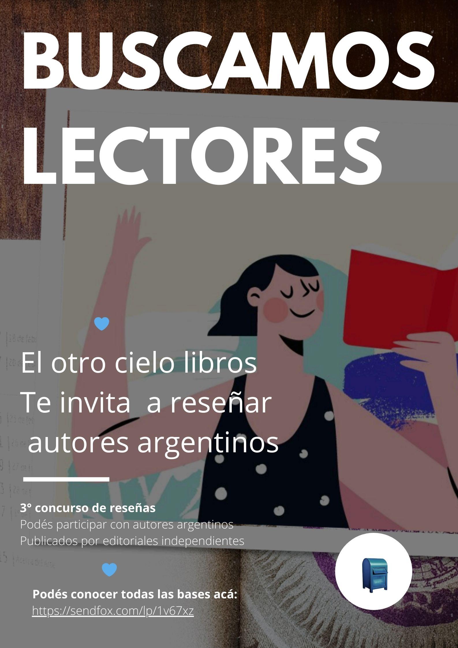 buscamos lectores - Pablo González