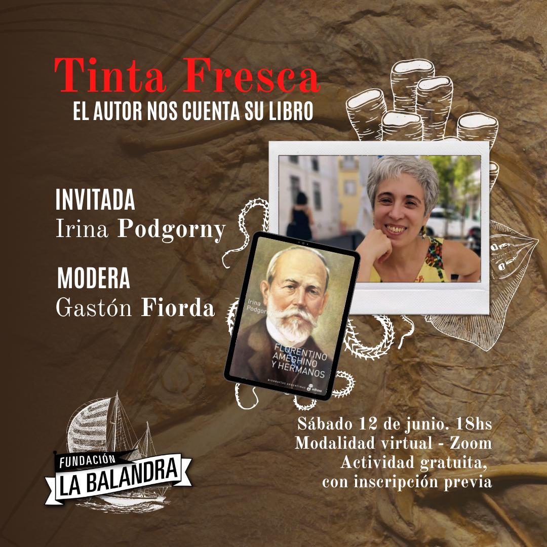 6° Encuentro de Tinta Fresca: El autor nos cuenta su libro