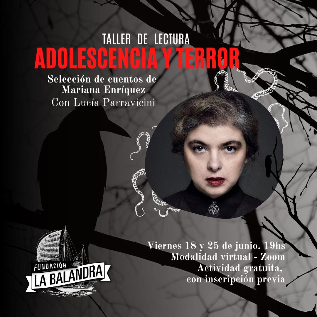 Adolescencia y terror