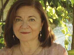 """María Rosa Lojo, íntima. """"Los traumas de guerra se trasladan generacionalmente"""""""
