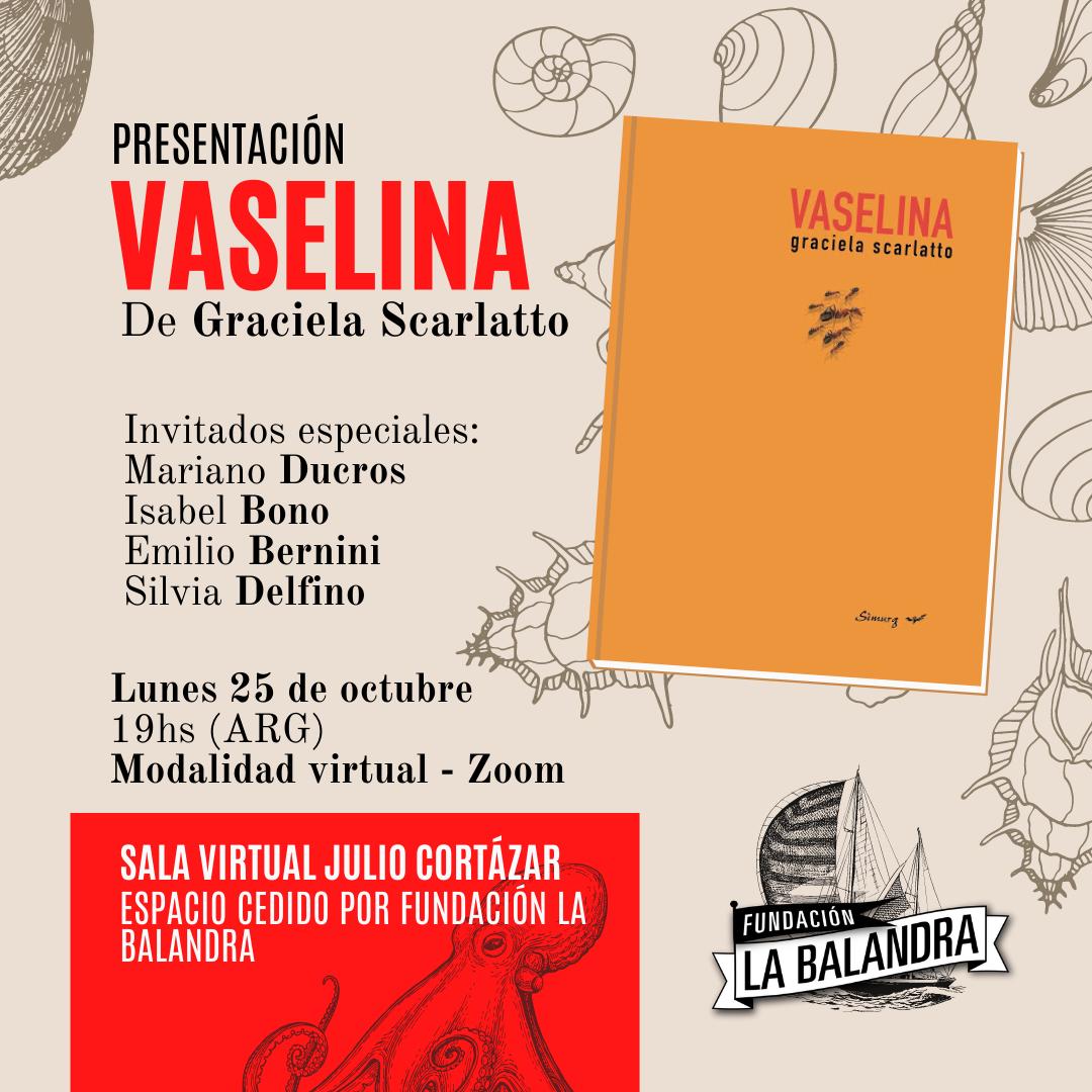 GENDA NARRATIVA Tinta Fresca Octubre 2021 - Maurette